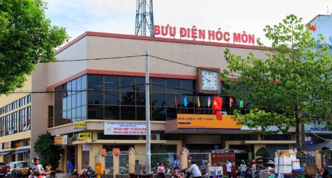 Hóc Môn đang vươn mình phát triển mạnh mẽ cùng Thành phố Hồ Chí Minh