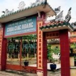Chùa Giác Hoàng – ngôi chùa cổ của thành phố