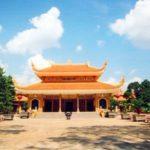 Chùa Hoằng Pháp, Ngôi chùa nổi tiếng của Hóc Môn