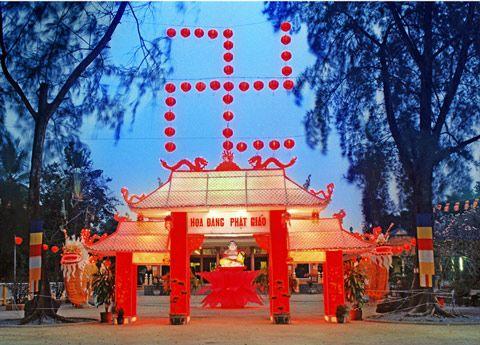 Đêm hội Hoa đăng Phật giáo