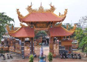 Chùa Pháp Bửu, ngôi chùa nổi tiếng tại huyện Hóc Môn