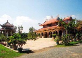 Chùa Vĩnh Phước - công trình kiến trúc của Ni giới Phật giáo