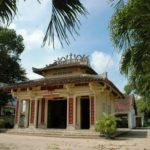Lễ giỗ đền thờ Phan Công Hớn Hóc Môn
