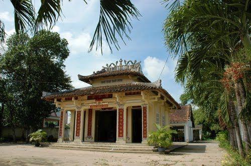 Đền thờ Phan Công Hớn Hóc Môn