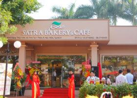 Cửa hàng Satra Bakery & Café đầu tiên ở Hóc Môn