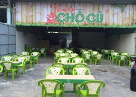 Bia tô nướng ngói Chỗ Cũ - Quán ăn ngon Hóc Môn