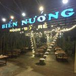 Quán Biển Nướng – Quán nướng ngon ở Hóc Môn