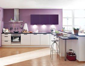 Chọn màu cho nhà bếp