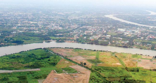 Đề án làm đại lộ ven sông Sài Gòn