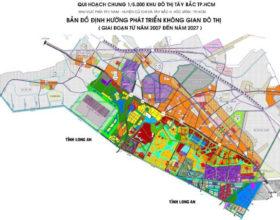 Định hướng phát triển khu Tây Bắc TP HCM