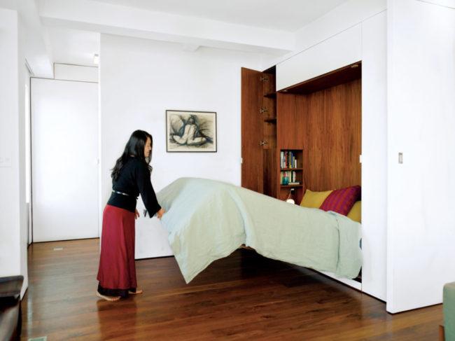 Giường âm tường