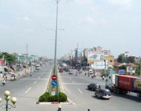 Mở rộng đường Quốc Lộ 22 đi Hóc Môn, Củ Chi, Tây Ninh lên đến 60m