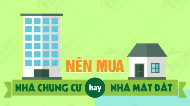 Mua nhà chung cư TP.HCM có nên hay không?