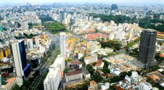 Tốc độ đô thị hóa của Hóc Môn cũng được đẩy nhanh hơn