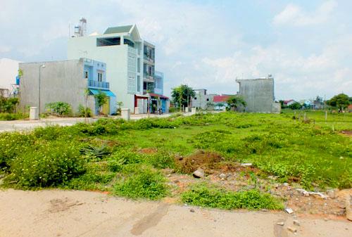 Người dân mong muốn được cấp phép xây nhà trên đất quy hoạch treo
