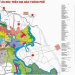 Điều chỉnh quy hoạch đến năm 2025 tại TP.HCM