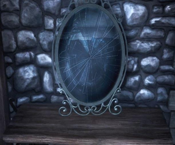 Không nên dùng lại gương của chủ nhà cũ