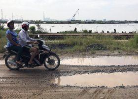 Nâng cấp đê bao bờ hữu sông Sài Gòn thành đường
