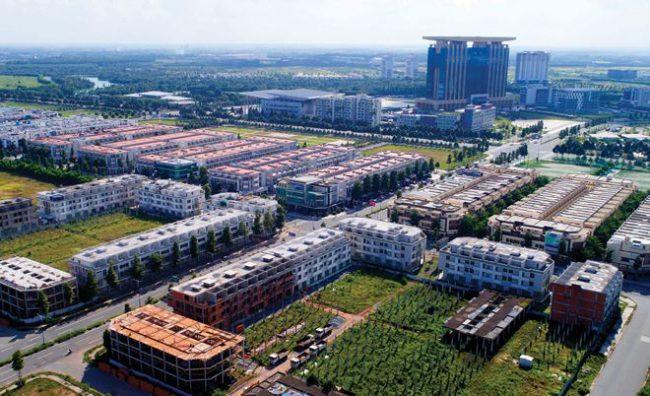 Phát triển khu đô thị vệ tinh tại TP.HCM