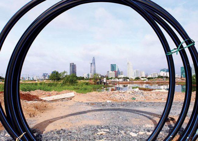 Những khu đất có dự án nhưng chưa thể triển khai thực hiện