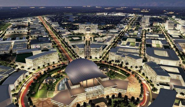 Xây dựng đô thị sáng tạo gồm 3 quận phía Đông