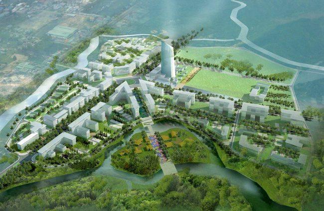 TP HCM sẽ có đô thị sáng tạo phía Đông