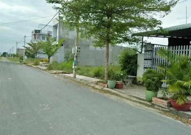 Đường Nguyễn Thị Sóc cũng là một trong những tuyến đường giao thông chính của Hóc Môn