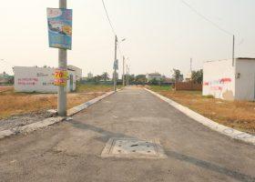 Tình trạng rao bán đất nền bất hợp pháp tại Hóc Môn