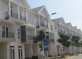 Nhà phố ven trung tâm Sài Gòn giá tăng nhanh