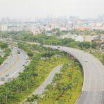 Phát triển hạ tầng khu đô thị Tây Bắc