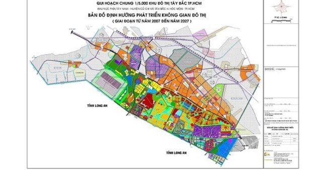 TP.Hồ Chí Minh kêu gọi phát triển hạ tầng khu đô thị Tây Bắc