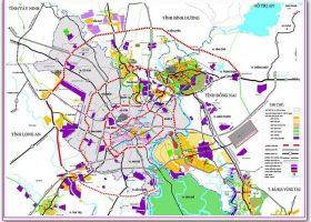Quy hoạch đường Vành đai 3 và 4 TP. Hồ Chí Minh