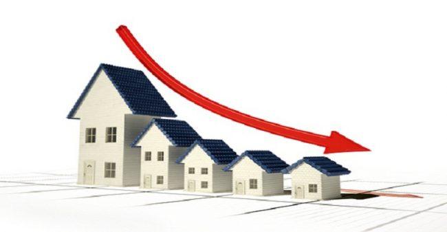 Lượng hàng bị tồn đọng nhiều là dấu hiệu cho thấy thị trường bất động sản đang dần chững lại