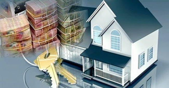 Thị trường tiền tệ cũng là dấu hiệu cho thấy bất động sản suy giảm