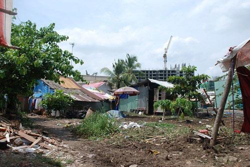 Dự án treo gây khó khăn cho đời sống người dân