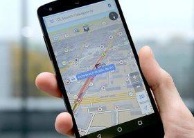 Sử dụng smartphone tra cứu thông tin quy hoạch