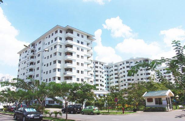 Thị trường chung cư và căn hộ dịch vụ