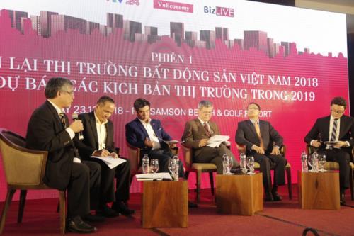 Hội thảo Kịch bản bất động sản Việt Nam 2019