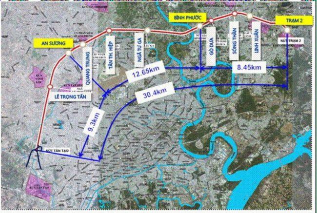 UBND TP đầu tư phát triển các công trình trọng điểm quận 12
