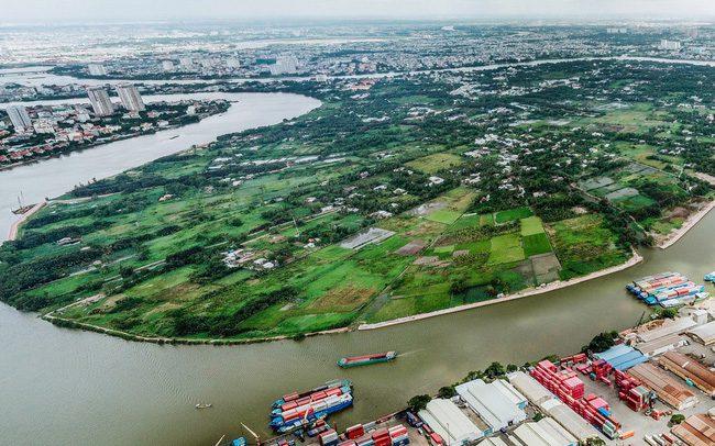 Cận cảnh siêu dự án Bình Quới - Thanh Đa giữa đô thị TP