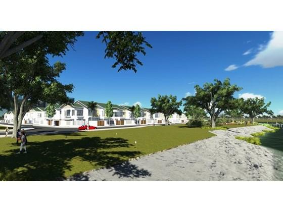 Dự án khu nhà ở Thanh Niênxã Phước Lộc huyện Nhà Bè: