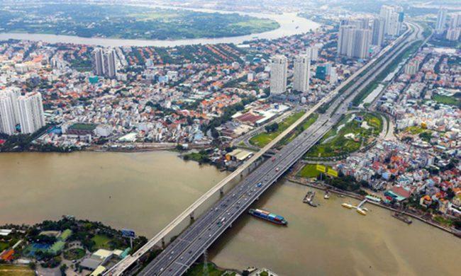 Thị trường nhà ở TP HCM sôi động nhất cả nước