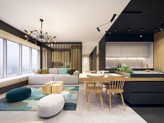 Xu hướng thiết kế nhà trong năm 2019