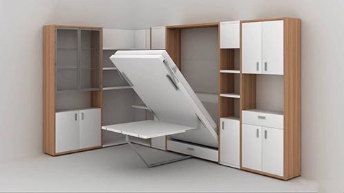 Sử dụng nội thất thông minh linh hoạt