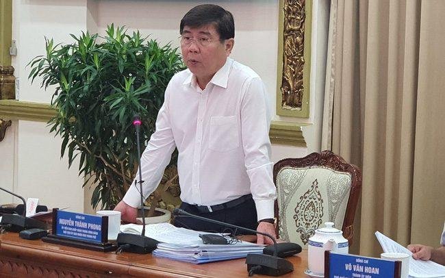 Chủ tịch Tp.HCM Nguyễn Thành Phong