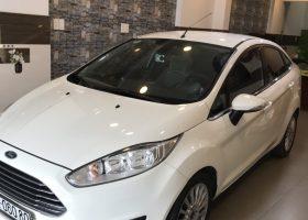 Bán Xe Ford Fiesta Titanium 2016