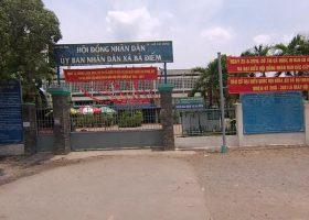 Xã Bà Điểm - Huyện Hóc Môn