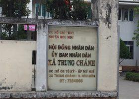 Xã Trung Chánh - Huyện Hóc Môn