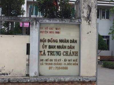 Ủy Ban Nhân Dân Xã Trung Chánh