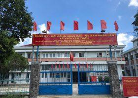 Xã Thới Tam Thôn - Huyện Hóc Môn